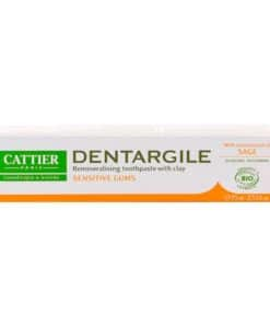 CATTIER DENTRIFICO SALVIA- ENCIAS SENSIBLES