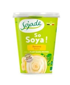 SOJADE SO-SOYA PLÁTANO